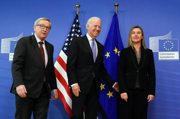 Democatic challenger Joe Biden is well known in Europe, but analysts warn that frictions in US-EU relations will continue if he wins November's election.