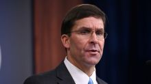 U.S. defense chief recuses himself from review of $10 billion cloud computing contract