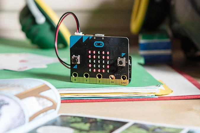 BBC Micro:bit computer now available to all for £13