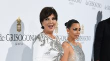 Kris Jenner offered to be Kim Kardashian's pregnancy surrogate