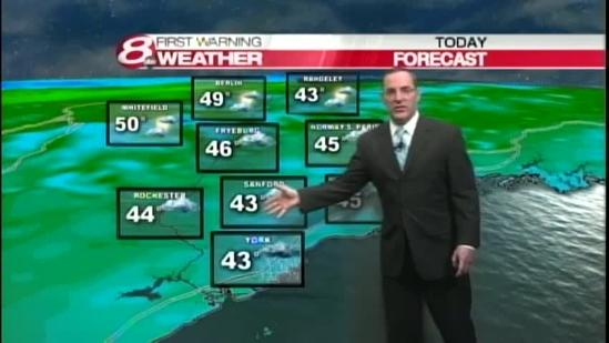 News 8 NOW am weather