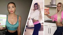 Instagram weight loss product posts banned because influencers aren't overweight