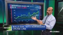 Bulls sail with Norwegian Cruise Line & a trade update