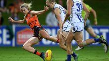 Irishwoman Bonner makes big AFLW impact