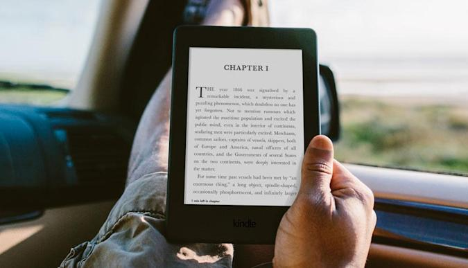 Amazon's latest Kindle Paperwhite packs text that's twice as sharp