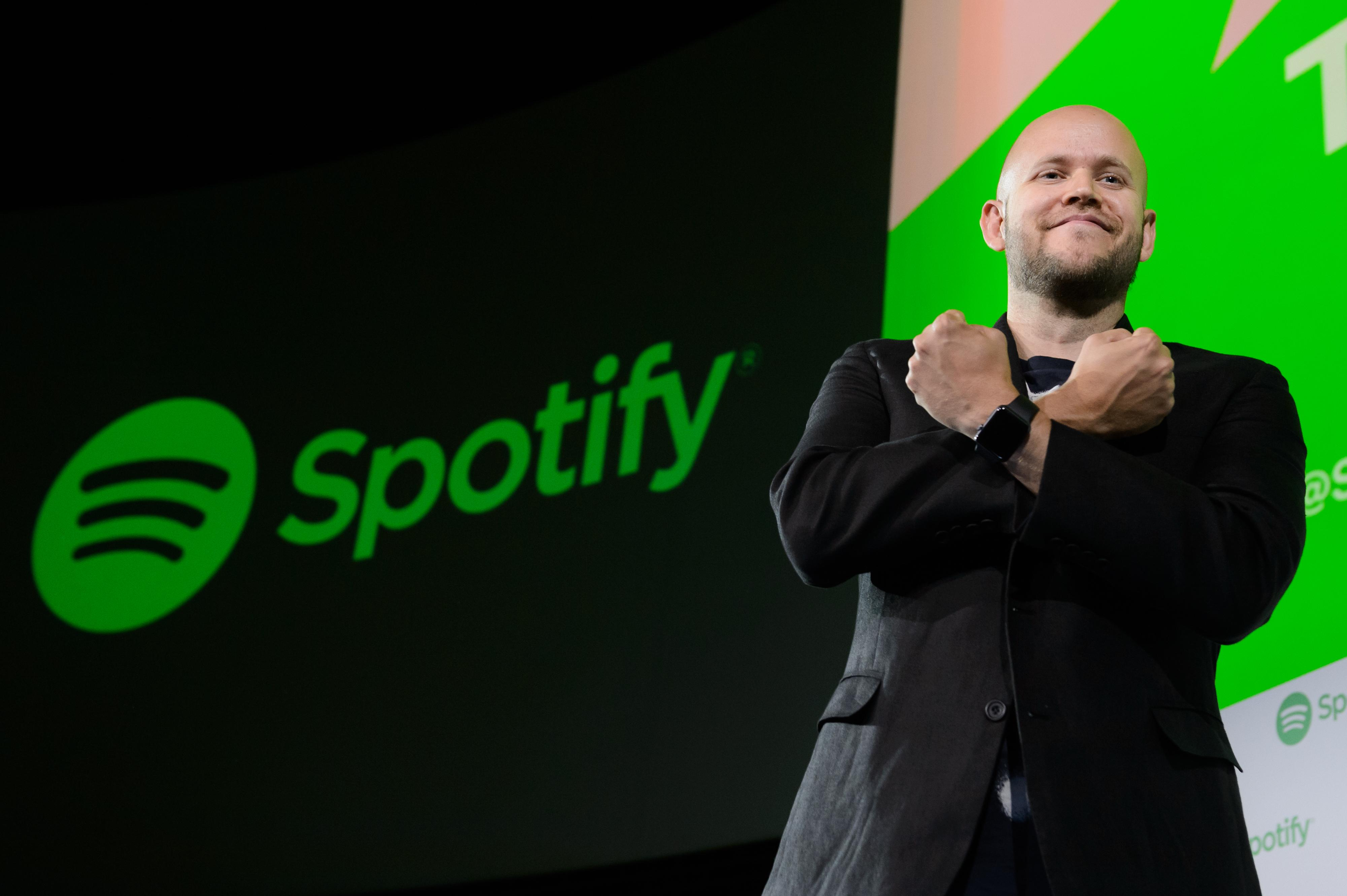Spotify just bought an AI startup to help it stay ahead of Apple Music
