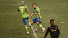 Seattle Sounders roll on, Nashville, New England record upsets