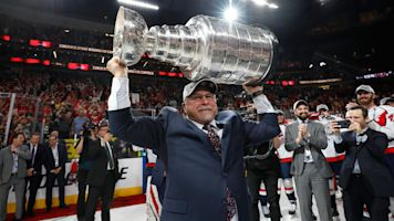 Report: Barry Trotz leaving Capitals after failing to negotiate new contract