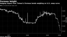 Taiwan Bond Binge Leaving a Mark on the U.S. Treasury Market
