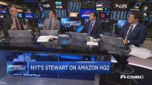 The New York Times' Jim Stewart on why Amazon chose the w...