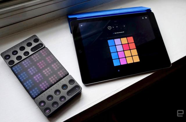 Roli Blocks are fun for music making but need some fine-tuning