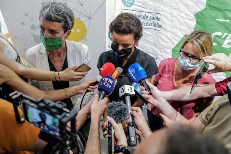 """Auvergne-Rhône-Alpes: la gauche """"déterminée"""" fait liste commune face à Wauquiez"""