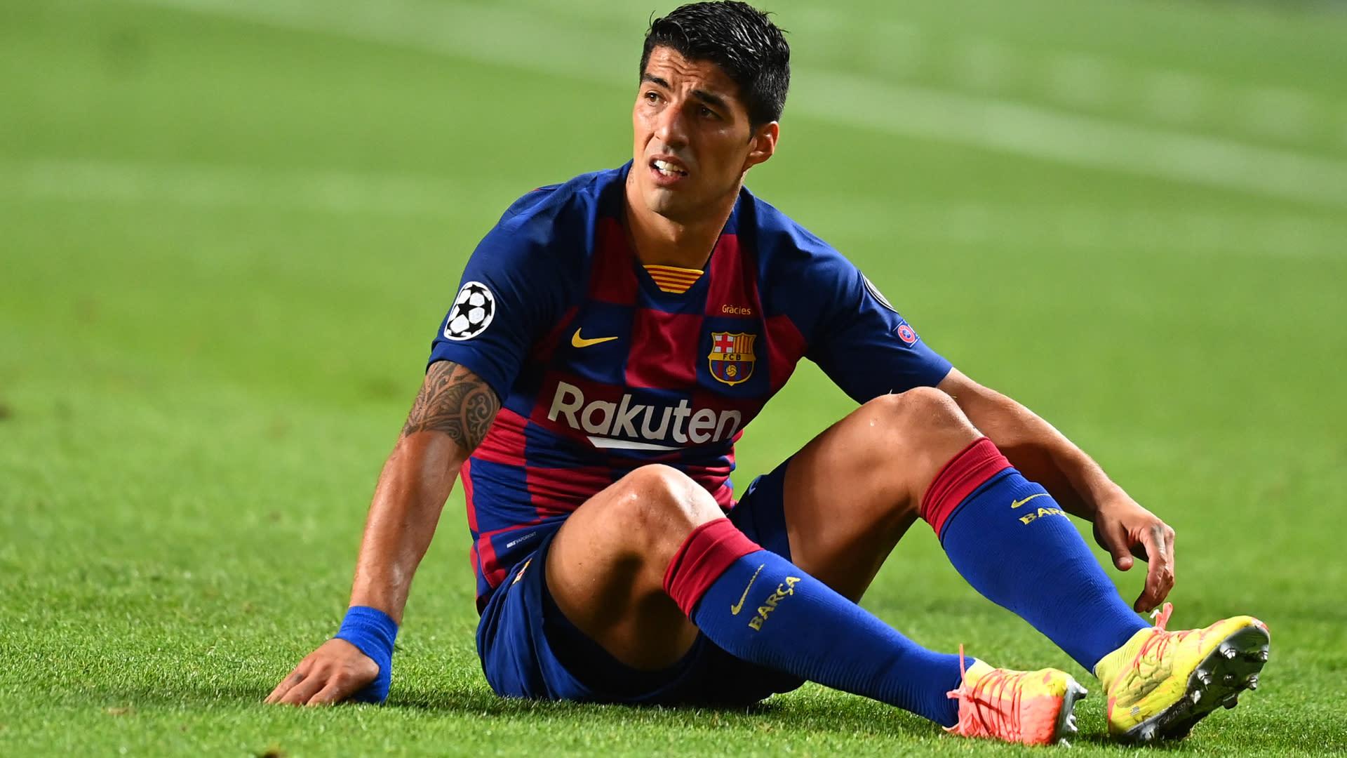 Juventus not signing Barca's Suarez, insists Paratici