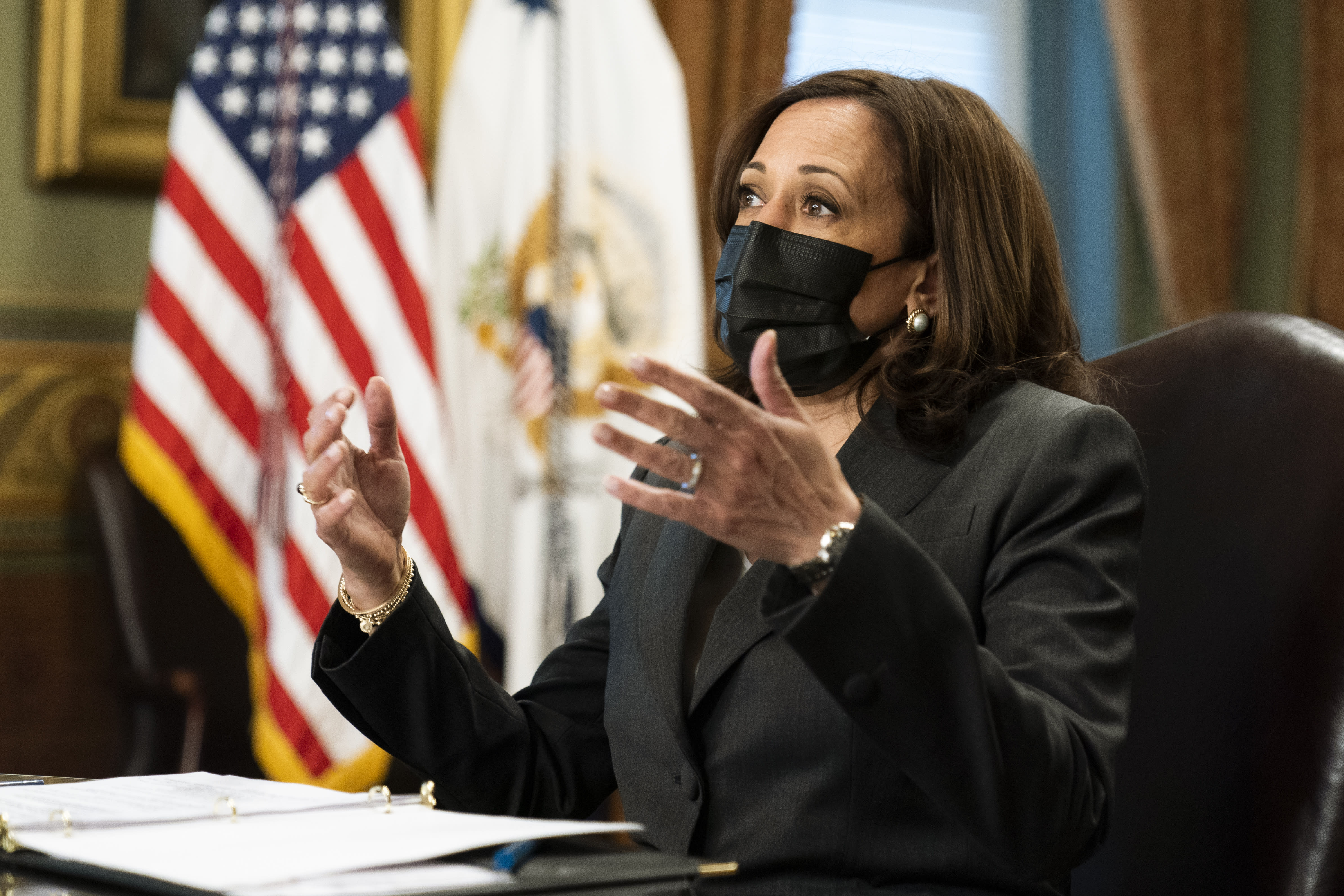How VP Harris plans to tackle migration's root causes