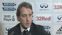 Mancini: It was 200 percent a penalty