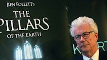 'Pillars of Earth' author Follett mourns Notre-Dame