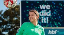 Matildas' new Melbourne base kicking off