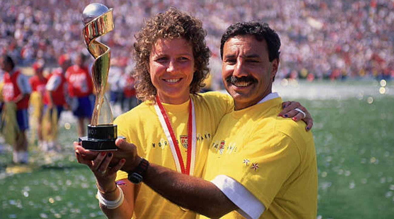 Tony DiCicco, coach of 1999 World Cup-winning USWNT, dies at 68