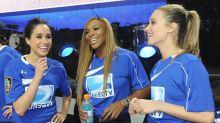 Serena Williams no le dará consejos de cómo ser mamá a Meghan Markle