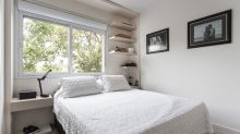 ​How to get the most out of your small bedroom