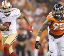 Why Broncos can't sign Colin Kaepernick to play Sunday against Saints