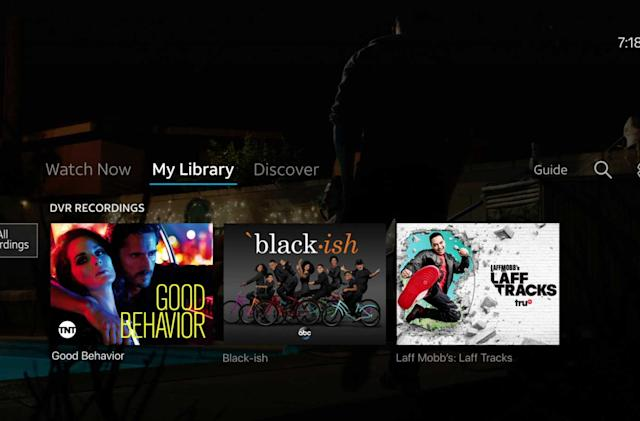 DirecTV Now's cloud DVR comes to Roku devices
