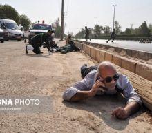 Iran warns U.S., Israel of revenge after parade attack