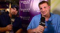 Rob Gronkowski talks Super Bowl and more