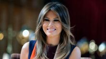 Melania Trump's plane forced to turn back as cabin fills with smoke