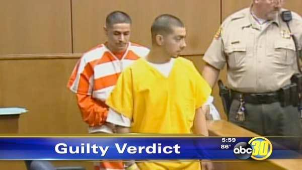 Guilty verdict in execution style murder near Chowchilla