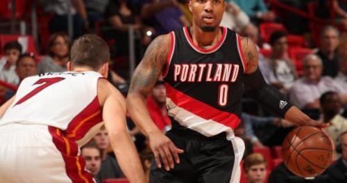 Basket - NBA - Portland se rapproche de la huitième place à l'Ouest, Toronto s'offre une bonne marge