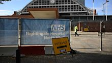 Coronavirus: Manchester's Nightingale hospital to become first in country to reopen