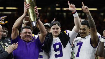 Current and all-time champs: LSU is best ever