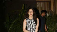 Sara Ali Khan steals the thunder at Shahid Kapoor's pre-birthday bash
