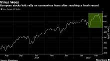 European Stocks Slump on Rising Coronavirus Fears