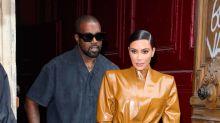 Kim Kardashian et Kanye West s'accordent un séjour en famille pour sauver leur union