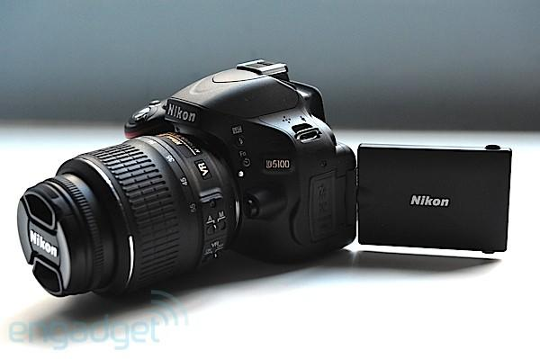 Nikon D5100 impressions, head-to-head with D7000