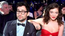 Lorde and Jack Antonoff spend Grammys weekend together, but aren't dating