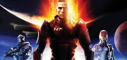 NYTimes names Mass Effect game of the year