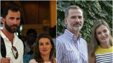 Así han sido los posados veraniegos de Felipe y Letizia en Mallorca