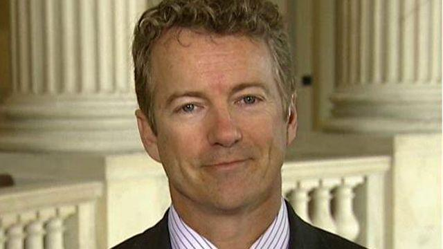 Sen. Paul: The country's looking for something different