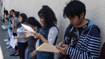 Rechazan a 9 de cada 10 aspirantes a la UNAM