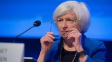 'Most' Fed members see rising inflation in 2018: Yellen