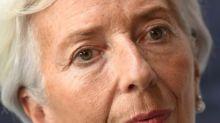 Lagarde alerta que protecionismo atrapalha crescimento econômico