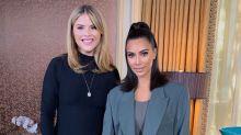 Jenna Bush Hager Defends Kim Kardashian's Criminal Justice Work After Today Interview