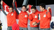 SEA Games: Swimmers deliver three golds to record best ever 'away' gold haul for Singapore