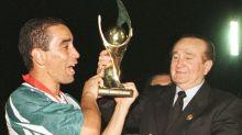EXCLUSIVO: Títulos e mais títulos! Zinho recorda momentos da carreira e fala da importância de Luxemburgo e Felipão