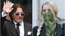 Depp claims Amber Heard chopped lines of cocaine and left whiskey on nightstand