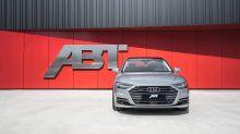 La nouvelle Audi A8 revue par ABT