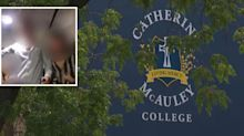 Another elite private school filmed singing sexist chant